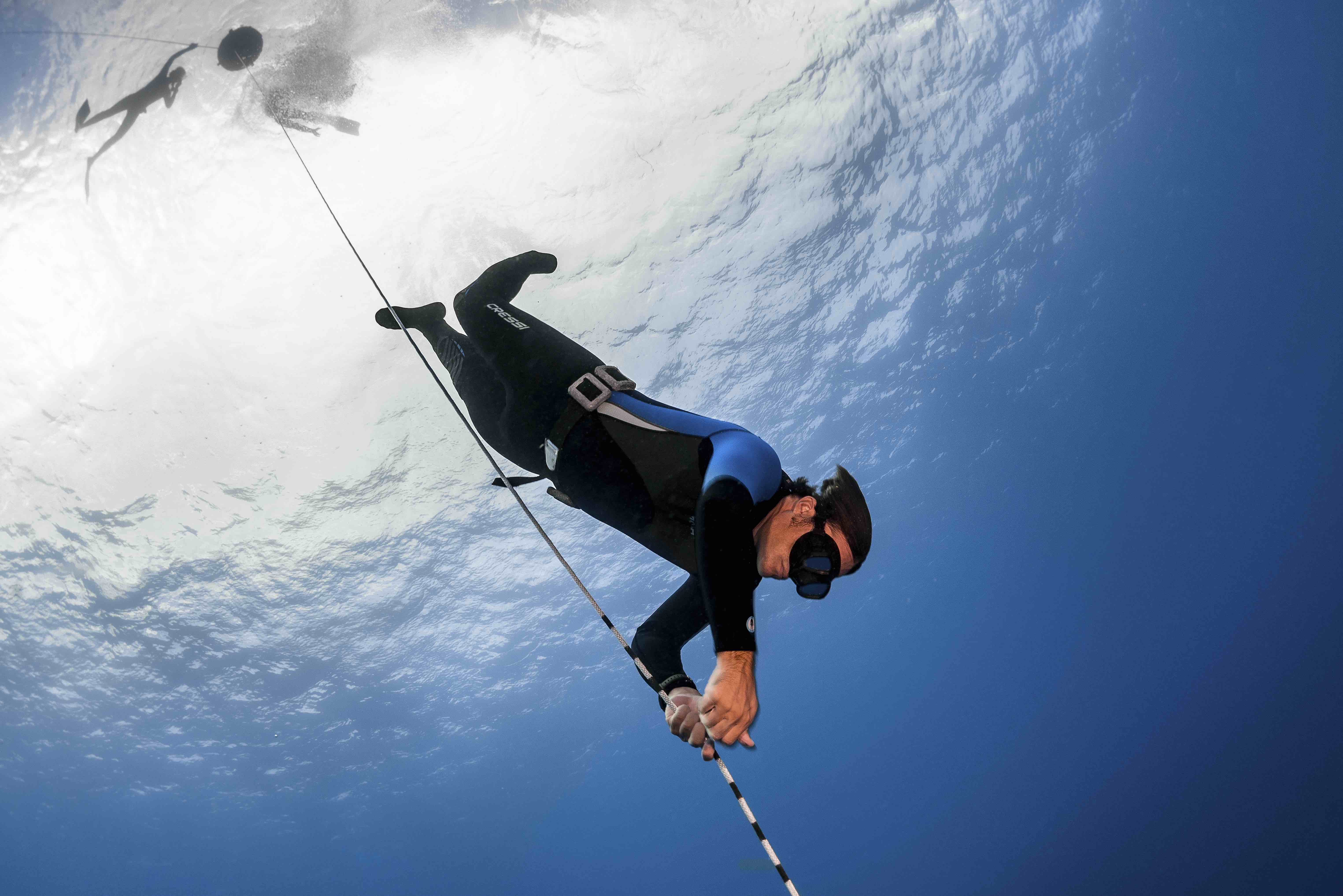 freediver - Start PADI Freediver cursus Basic