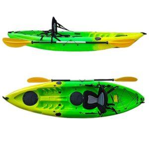 groengeel 300x300 - Kayaks - Soorten en maten