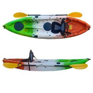 groenoranjewit 300x300 - Kayaks - Soorten en maten